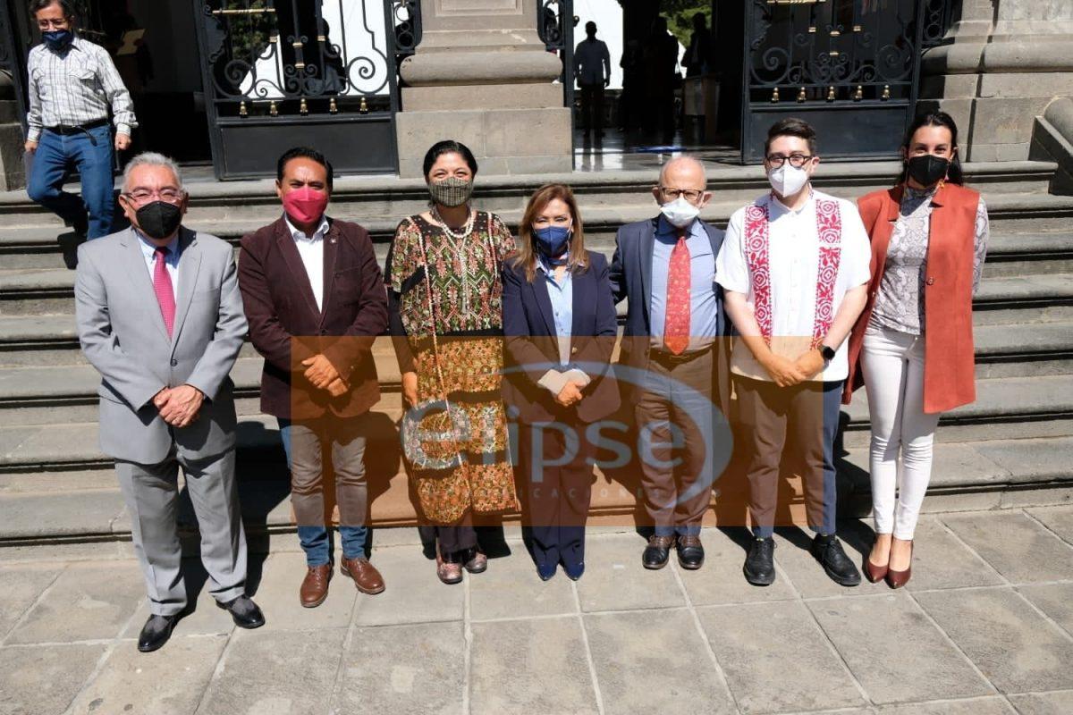 Inauguración de la exposición Indios Conquistadores.