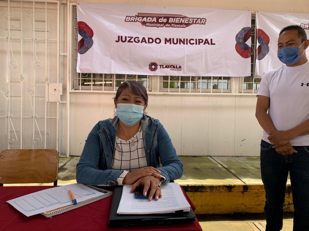 """Brigadas del Bienestar Municipal"""" acercan beneficios a comunidades de Tlaxcala"""