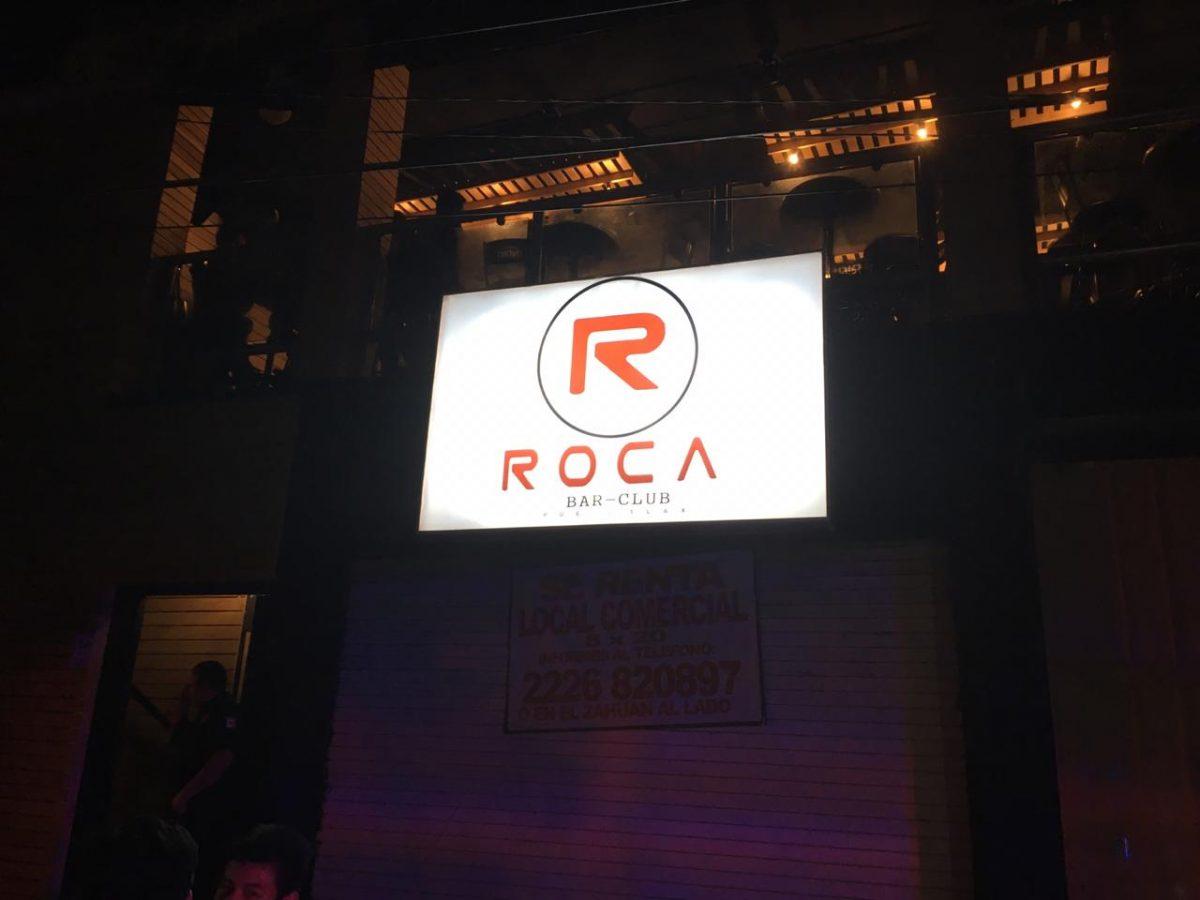 """Clausuran el antro """"La Roca"""" en la capital"""