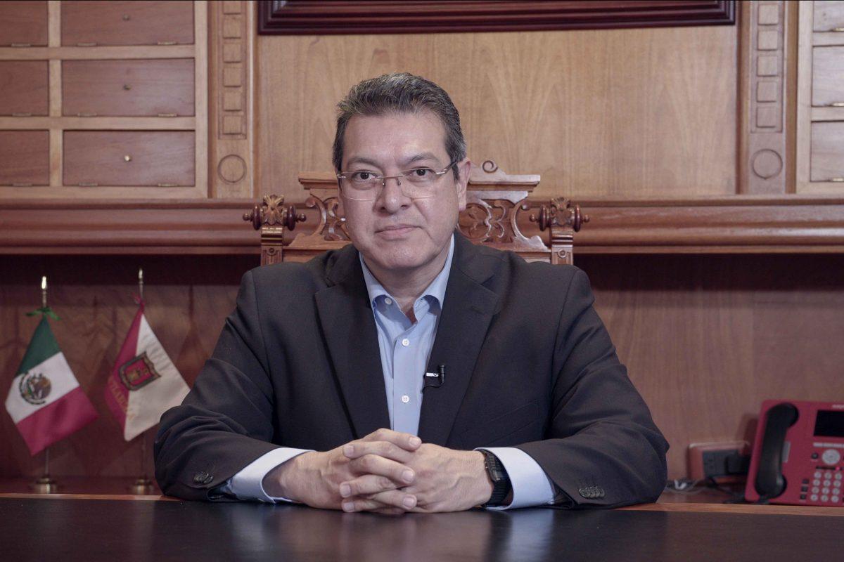 REFORZARÁ MARCO MENA MEDIDAS DE DISTANCIAMIENTO  SOCIAL ANTE EMERGENCIA SANITARIA