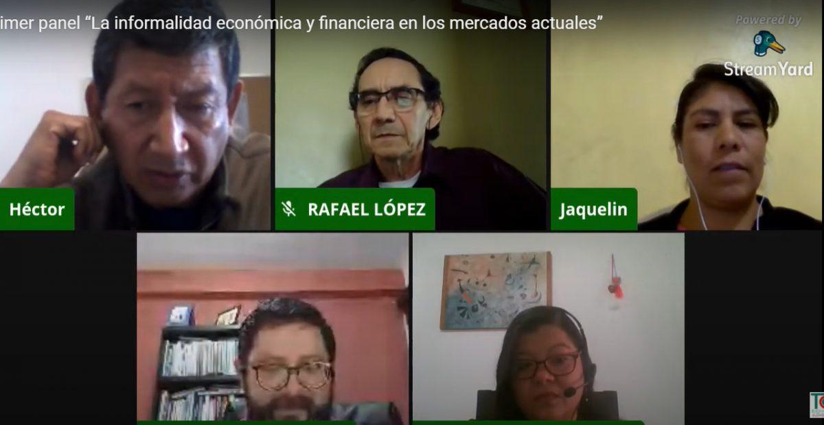 CONTINÚA CICLO DE CONVERSATORIOS VIRTUALES DEL COLTLAX