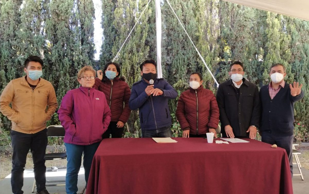 Refrenda Martha Guerrero respetar las bases de Morena en Tlaxcala