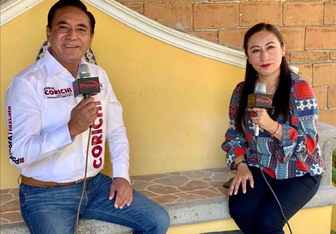"""Entrevista """"Sin Filtros"""" con el candidato a la alcaldía de la capital del estado, Jorge Corichi del partido Morena."""