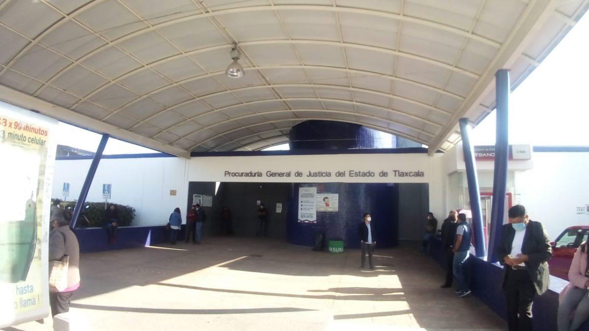 APREHENDE PGJE A PROBABLE RESPONSABLE DE FEMINICIDIO EN TLAXCO