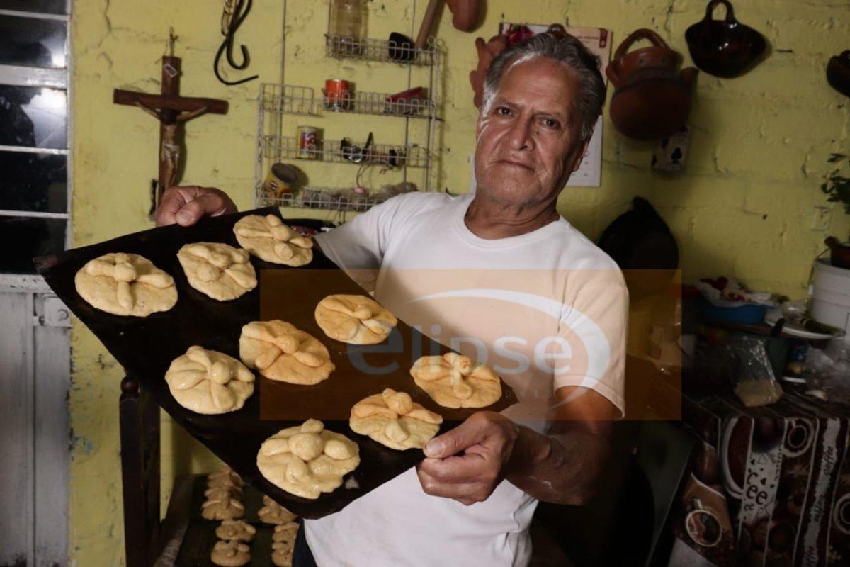 El Pan de Muerto un elemento infaltable en las ofrendas de dias de muertos